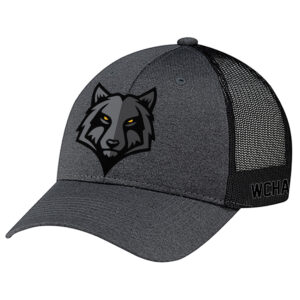 AJM International WOLF Hat Front