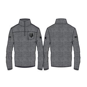 Men's Elevate Quarter Snap Sweater Fleece